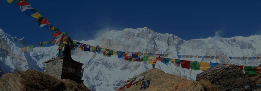 annapurna I, 8000 metros. Expediciona